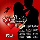 12 Romanticas Con Sax y Acordeon, Vol.4 by Various Artists