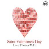 San Valentine's Day Love Themes Vol. 1 von Various Artists