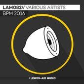 Bpm 2016 - Ep de Various Artists