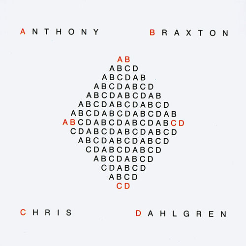 Abcd by Anthony Braxton