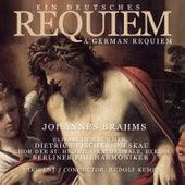 Ein Deutsches Requiem/German Requiem by Berliner Philharmoniker