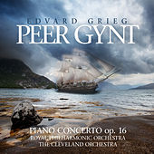 Grieg: Peer Gynt / Piano Concerto Op. 16 by Various Artists