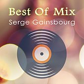 Best Of Mix de Serge Gainsbourg