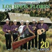 20 Exitos by Los Hermanos Flores