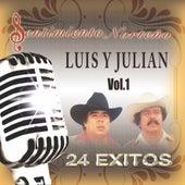 24 Exitos, Vol. 1 de Luis Y Julian