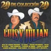 20 De Coleccion de Luis Y Julian