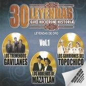 30 Leyendas Que HIzieron Historia, Vol. 1 de Various Artists