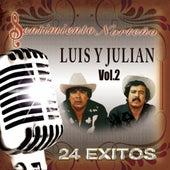 24 Exitos, Vol. 2 de Luis Y Julian