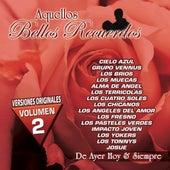 Aquellos Bellos Recuerdos, Vol. 2 by Various Artists