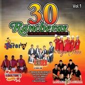 30 Rancheras Con los Reyes de Tierra Caliente, Vol. 1 by Various Artists