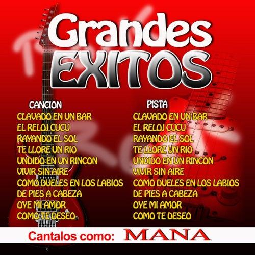Grandes Exitos - Cantalos Como Mana by Mana