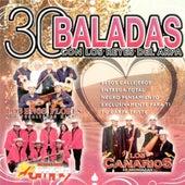 30 Baladas Con Los Reyes Del Arpa by Various Artists