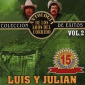 15 Grandes Exitos, Vol.2 de Luis Y Julian