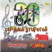 30 Cumbias Gruperas, Vol. 1 von Various Artists
