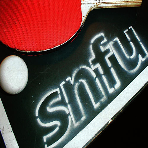 The Ping Pong EP by SNFU
