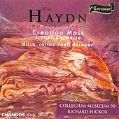 HAYDN: Creation Mass / Mass Rorate coeli desuper by Various Artists
