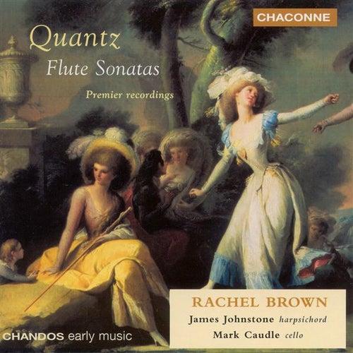 QUANTZ: Flute Sonatas by James Johnstone