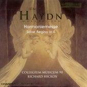 HAYDN: Harmoniemesse / Salve Regina by Various Artists