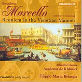 MARCELLO: Requiem in the Venetian Style by Various Artists