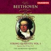 BEETHOVEN: String Quartets, Vol. 1 by Borodin String Quartet