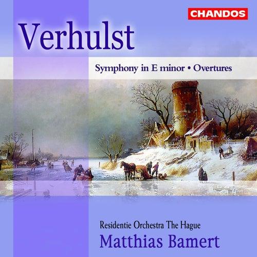 VERHULST: Overtures / Symphony in E minor by Matthias Bamert