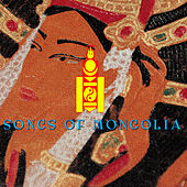 Songs of Mongolia de Various Artists