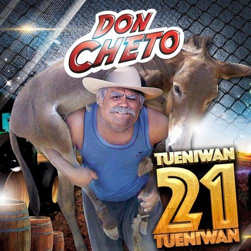 Tueniwan 21 by Don Cheto