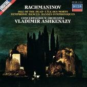 Rachmaninov: The Isle Of The Dead; Symphonic Dances de Vladimir Ashkenazy