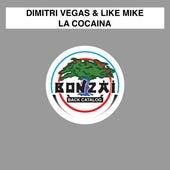 La Cocaina de Dimitri Vegas & Like Mike