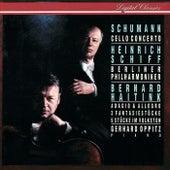 Schumann: Cello Concerto; Adagio & Allegro; Fantasiestücke; 5 Stücke im Volkston de Heinrich Schiff