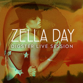 Digster Live Session von Zella Day