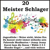 20 Meister Schlager von Various Artists