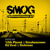 Smokescreen EP de Various Artists