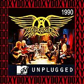 MTV Unplugged, Ed Sullivan Theater, August 11th, 1990 (Doxy Collection, Remastered, Live on Broadcasting) by Aerosmith