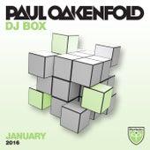 DJ Box January 2016 de Various Artists