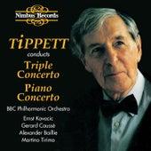Tippett: Triple Concerto & Piano Concerto von Various Artists