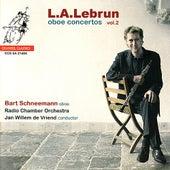 Lebrun & Beethoven: Oboe Concertos Vol. 2 by Bart Schneemann