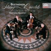 Beethoven: String Quartets Nos 11-16 incl. Grosse Fuge / Smetana Quartet by Smetana Quartet