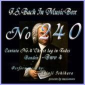 Cantata No.4, Christ lag in Todes Banden, Bwv4 by Shinji Ishihara