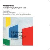 Mussorgsky: Pictures at an Exhibition + Khovanshchina (Bonus Track Version) by Antal Doráti