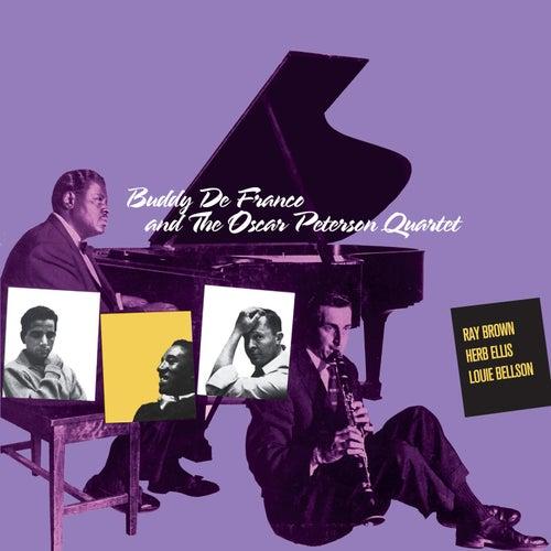 Buddy De Franco & The Oscar Peterson Quartet (Bonus Track Version) by Buddy DeFranco