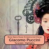 Turandot: Highlights de Renata Tebaldi