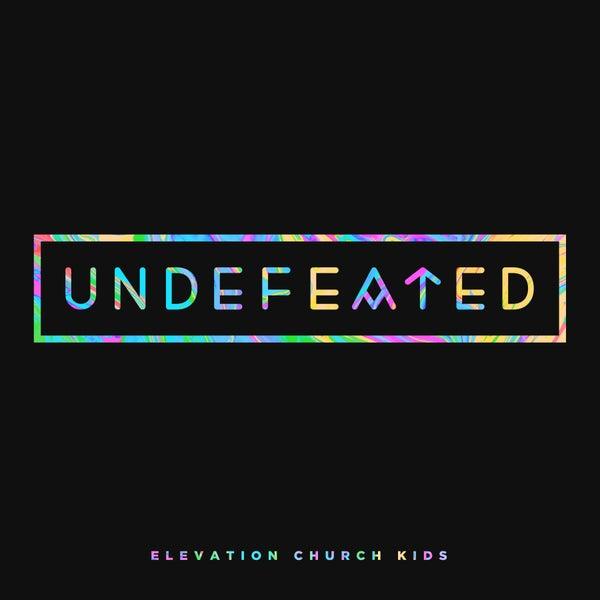 Hallelujah Here Below Elevation Worship: Ekidz: Undefeated (EP) By Elevation Worship