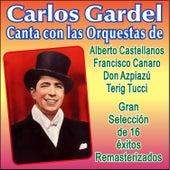 Canciones Con Orquesta de Carlos Gardel