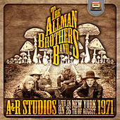 A & R Studios, Live in New York de The Allman Brothers Band