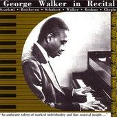 George Walker in Recital by George Walker