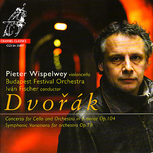 Dvořák: Concerto for Cello & Orchestra in B-Minor & Symphonic Variations for Orchestra on 'I Am Fiddler' by Various Artists
