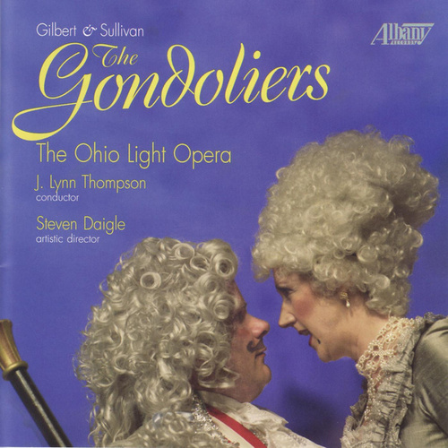 The Gondoliers by Ohio Light Opera