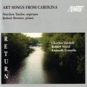 Art Songs from Carolina by Marilyn Taylor