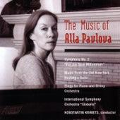 Music of Alla Pavlova de The International Symphony Orchestra